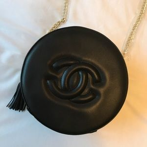 Authentic CHANEL VIP  Evening Bag
